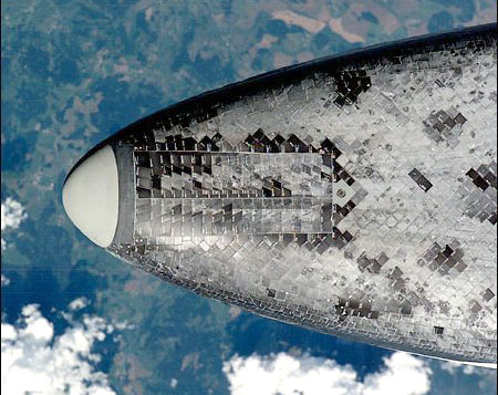 ceramic space shuttle - photo #25